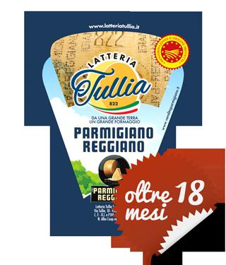 Parmigiano Reggiano Oltre 18 Mesi - 822-FRM02-1006 - Pacco da 6kg in confezioni da circa 1kg (€/kg 15,50)