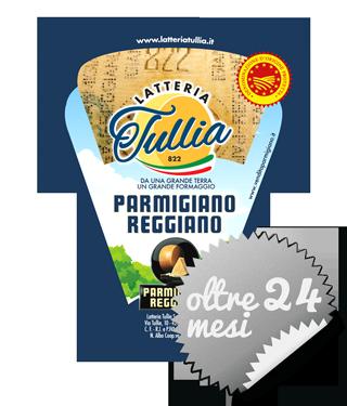 Parmigiano Reggiano oltre 24 Mesi - 822-FRM03-1006 - Pacco da 6kg in confezioni da circa 1kg